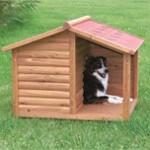 Giv hunden sit eget tilflugtssted (Foto Petworld.dk)