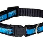 Hundehalsbånd er essentielt for hundens sikkerhed (foto Petworld.dk)