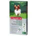Bayvantic er til gengæld et fantastisk middel mod lopper og mere (foto petworld.dk)