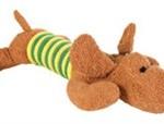 Har din hund noget hundelegetøj? (Foto Petworld.dk)