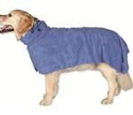 Hundedækken kan være nødvendigt i dårligt vejr eller om vinteren (foto lavprisdyrehandel.dk)